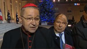 """Mariage gay : """"Aucune guerre scolaire"""" dit Hollande"""