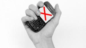 Panne chez BlackBerry