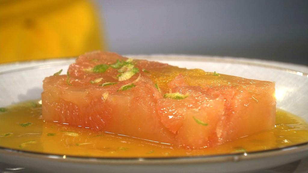 Terrine d 39 agrumes la cardamome petits plats en - Recette cuisine tf1 petit plat en equilibre ...