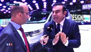 Salon mondial de l'automobile : la voiture propre à l'honneur