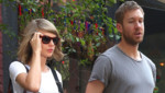 Taylor Swift et Calvin Harris à New York le 25 mai 2015