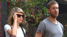 Taylor Swift et Calvin Harris à New York le 25 mai 2015