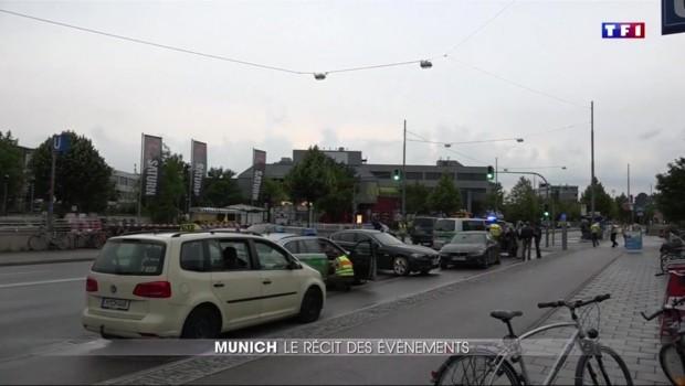 Terreur à Munich : l'acte d'un tireur isolé