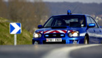 gendarmerie gendarme voiture BRI contrôle