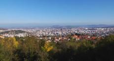 Le 20 heures du 29 octobre 2014 : A Clermont-Ferrand, le soleil n%u2019a pas fini de briller - 1676.484