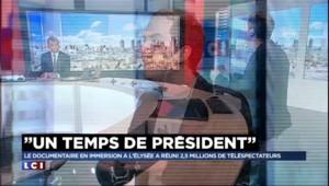 Le Président, objet d'un documentaire : fallait-il montrer tout cela ? Les avis divergent