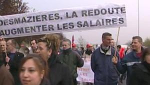 Manifestation La Redoute