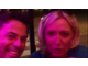 Marine Le Pen pousse la chansonnette et déclare sa flamme à Nicolas Sarkozy