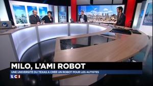 Milo, le robot qui aide les autistes