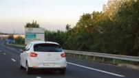 Photo 2 : Seat Ibiza Ecomotive : 1 562 kilomètres avec 45 litres de gazole