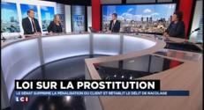 """Prostitution : """"C'est vraiment un cancer"""", estime une sénatrice UMP"""