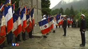 Résistance : Sarkozy rend hommage aux fusillés des Glières