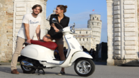 Vespa Primavera, scooter millésime 2014 disponible en 50, 125 et 150 cm3