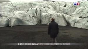 COP21 : François Hollande au chevet de l'Arctique
