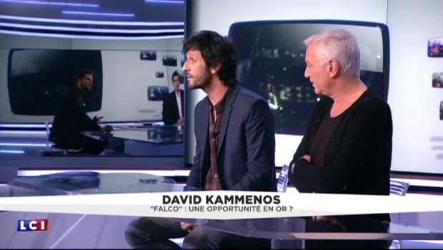 """David Kammenos : """"Anne (Sila) ça a été un coup de foudre"""""""