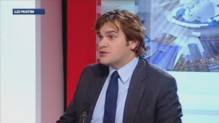 Etienne Gernelle, directeur de la rédaction du Point, sur LCI.