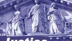 Justice Picto Vignette bleue