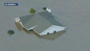 Les images des inondations dans le Colorado