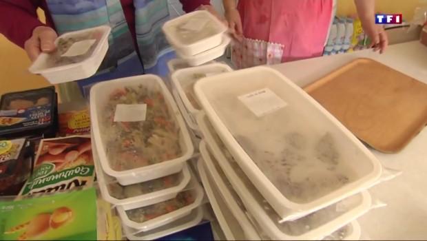 Les repas non consommés à la cantine sont redistribués aux plus démunis : Dieppe dit stop au gaspillage