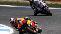 Lorenzo Stoner MotoGP Portugal 2012