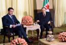 Manuel Valls et Abdelaziz Bouteflika