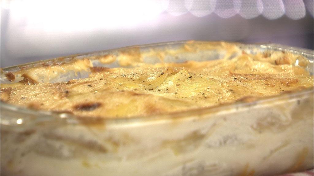 Gratin dauphinois petits plats en equilibre mytf1 - Recette cuisine tf1 petit plat en equilibre ...