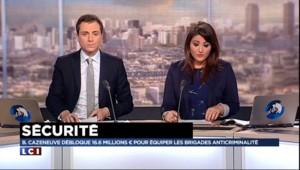 Cazeneuve débloque plus de 16 millions d'euros pour la BAC