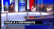 """""""Chaque étudiant peut porter le signe religieux qu'il souhaite"""", déclare le président de l'UNEF"""