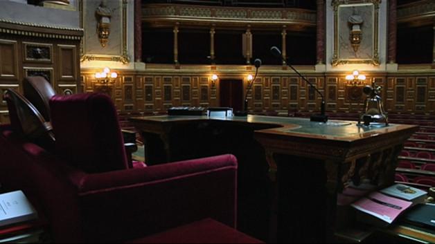 Image d'archive. Sénat.