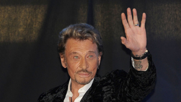 Johnny Hallyday en 2011