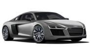 La deuxième génération de l'Audi R8 vue par un designer.