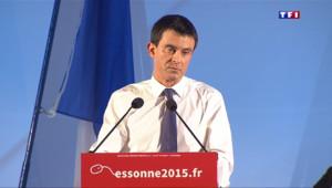 "Le 20 heures du 17 mars 2015 : Valls : Sarkozy ""n'a ni nerfs, ni colonne vertébrale, ni convictions"" - 1318.4520000000002"