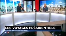 Mitterrand, Sarkozy, Hollande : faut-il supprimer les voyages présidentiels ?