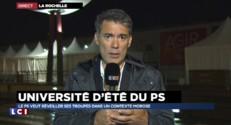 """Olivier Faure : Jean-Luc Mélenchon cherche """"la défaite des socialistes"""""""