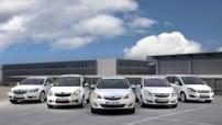 Opel gamme 2010 ecoFlex