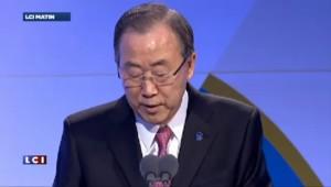 """Sotchi 2014 : l'appel de Ban Ki-moon contre les attaques """"anti-gays"""""""