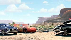 TF1/LCI Cars Disney Pixar