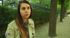 """Bracelet connecté en poche, Daphné, 25 ans, fait partie de cette """"génération hyper connectée"""""""