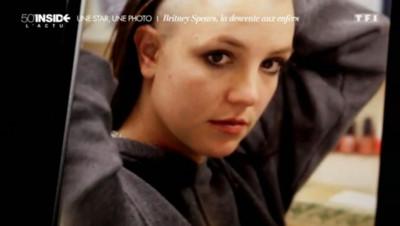 Britney Spears se rase la tête