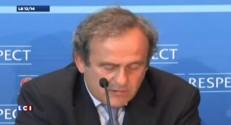 FIFA : Platini n'exclut pas de se présenter un jour