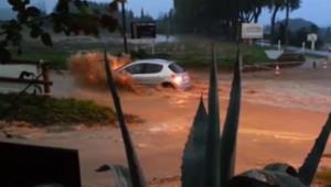 Inondations dans le Gard le 10 octobre 2014