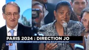 """JO 2024 : Paris candidate, """"on a fait un lancement qui a marqué les esprits"""""""