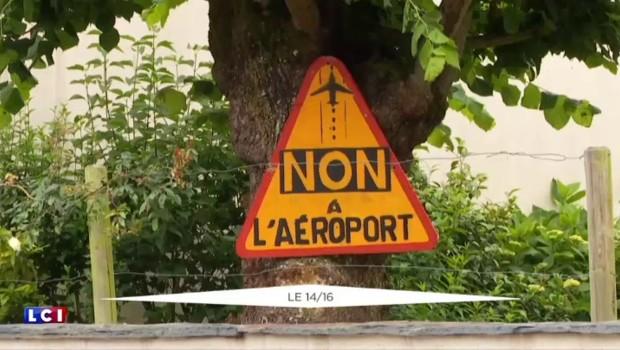 """Le """"non"""" l'a emporté à Notre-Dames-des-Landes, les zadistes veulent poursuivre leur combat"""