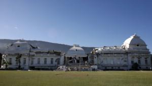 Palais présidentiel - Haïti - Port au Prince, 13/01/2030