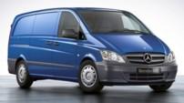 MERCEDES Vito 116 CDI BlueEfficiency Long Shuttle A - 2011