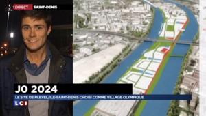 """Pleyel village olympique : """"le cadre idyllique, la Seine, très agréable pour les athlètes"""""""
