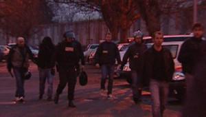 Vaste opération de police à Grigny le 17 mars 2008