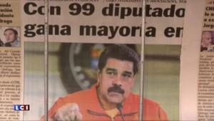 Venezuela : victoire historique de l'opposition aux législatives, une première depuis 16 ans