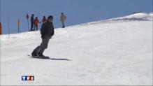 Auron ski Alpes