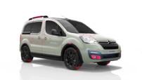 Citroën Berlingo Mountain Vibe Concept au Salon de Genève 2015.